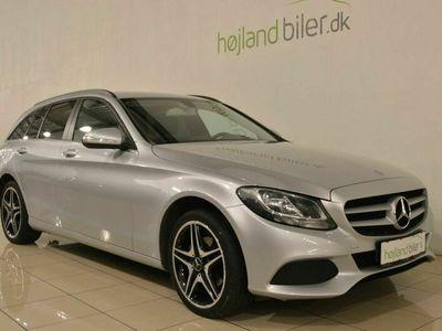 brugt Mercedes C200 1,6 BlueTEC stc.