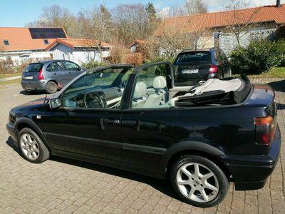 brugt VW Golf Cabriolet 3 aut 2,0
