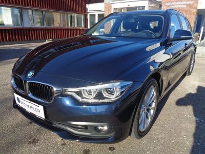 second-hand BMW 320 d 2,0 Touring xDrive aut.