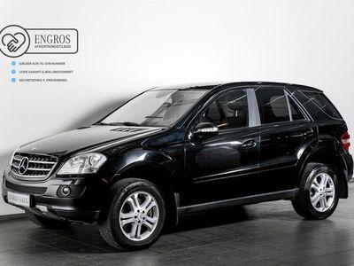 brugt Mercedes ML320 3,0 CDi aut. 4-M Van