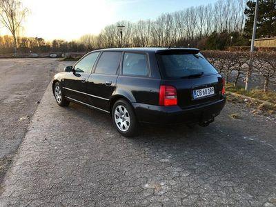 brugt Audi A4 1,8 Avant T