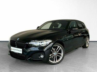 brugt BMW 116 i 1,5 M-Sport