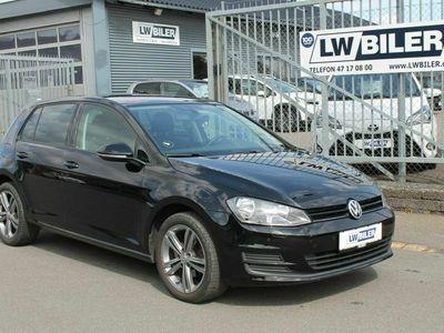 brugt VW Golf VII 1,6 TDi 110 Edition 40 BMT