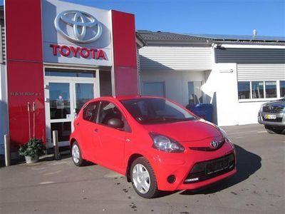 brugt Toyota Aygo 1,0 VVT-I T1 68HK 5d