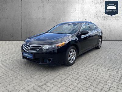 brugt Honda Accord 2,2d Elegance 150HK - Personbil - Sort