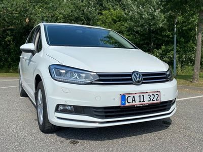 brugt VW Touran 1.4 TSI 150 DSG7