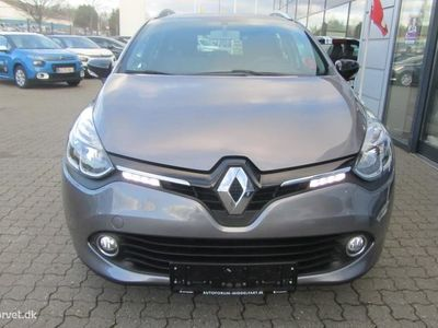 brugt Renault Clio 0,9 TCE Expression Energy 99g 90HK 5d