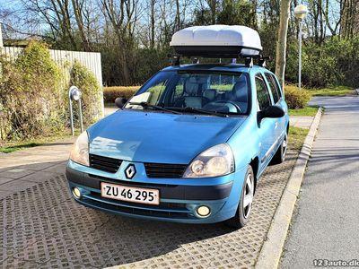 brugt Renault Clio II New Basic 1.2 60hk