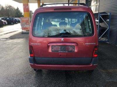 käytetty Peugeot Partner Combi 1,6 XT 110HK