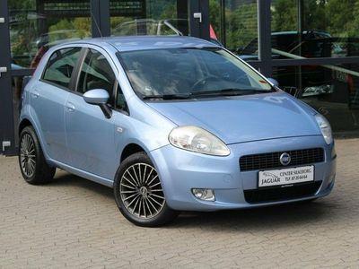 second-hand Fiat Grande Punto 1,4 Dynamic