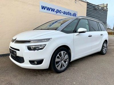 brugt Citroën Grand C4 Picasso 2,0 BlueHDi 150 Intensive EAT6