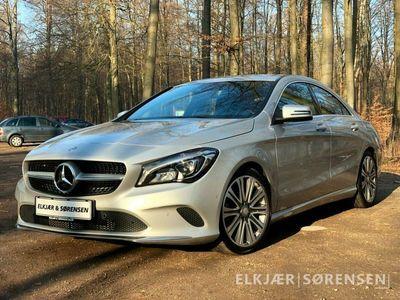 gebraucht Mercedes CLA200 1,6 aut.