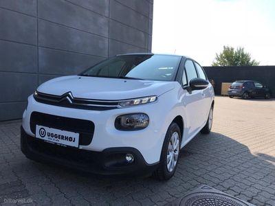 käytetty Citroën C3 1,6 Blue HDi Iconic Limited start/stop 75HK 5d