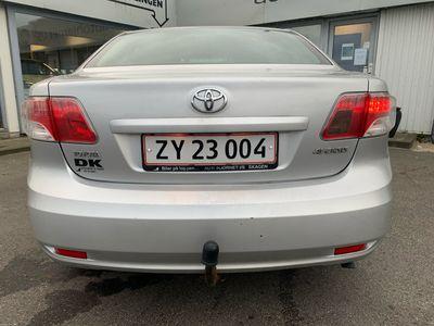 brugt Toyota Avensis 1,8 VVT-I T2 147HK 6g C