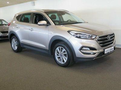 usado Hyundai Tucson 2,0 CRDi 136 Trend