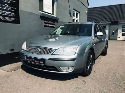 gebraucht Ford Mondeo 1,8 Trend stc.