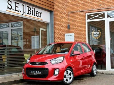 brugt Kia Picanto 0 Style Limited 69HK 5d