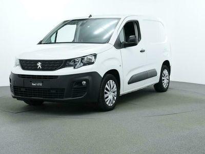 brugt Peugeot Partner L1 V1 1,5 BlueHDi Plus 100HK Van A+