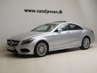 brugt Mercedes CLS350 d 3,0 aut. 4-M, 4d