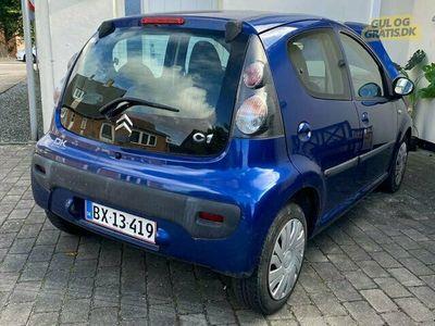 brugt Citroën C1 - Økonomisk - Lav kilometer