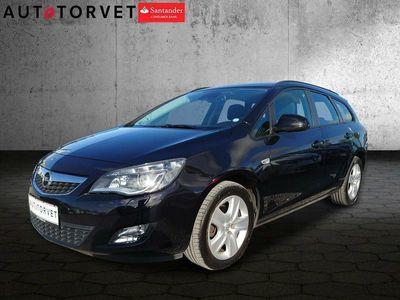 brugt Opel Astra 7 CDTi 110 Enjoy ST