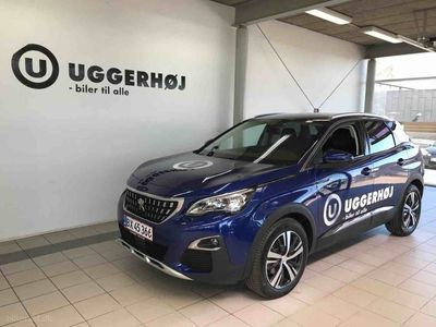 käytetty Peugeot 3008 1,6 BlueHDi Allure EAT6 120HK 6g Aut.