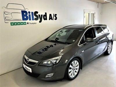 brugt Opel Astra 6 T 180 Sport ST aut.