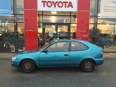 brugt Toyota Corolla 1,6 man. 114HK