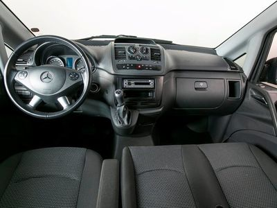brugt Mercedes Vito 116 2,2 CDi Kombi XL