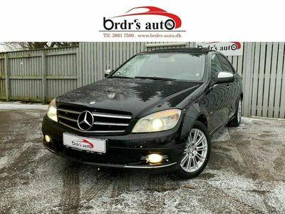 brugt Mercedes C320 3,0 CDi Avantgarde aut.