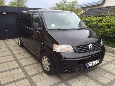 brugt VW Caravelle Kombi 2,5 TDI 130HK