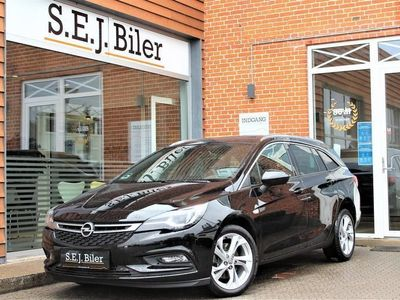 brugt Opel Astra Sports Tourer 1,6 CDTI Dynamic Start/Stop 136HK Stc 6g A+