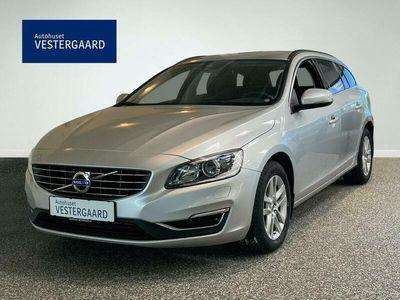 brugt Volvo V60 2,0 T3 Momentum 152HK Stc 6g