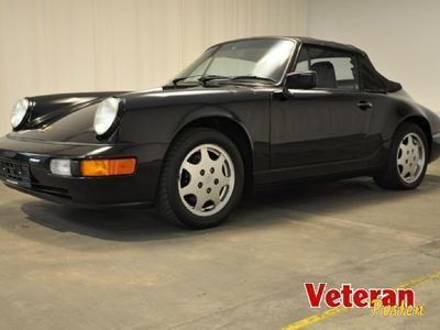 second-hand Porsche 911 Carrera 4 Cabriolet 964 leasing