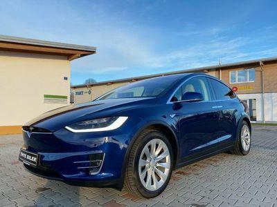 brugt Tesla Model X 90D 7prs