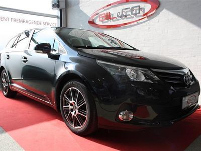 brugt Toyota Avensis 1,8 VVT-I T2 Touch Limited Edition 147HK Stc 6g