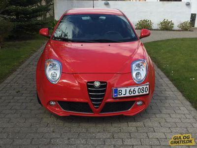brugt Alfa Romeo MiTo 1,4 Turbo 155 HK