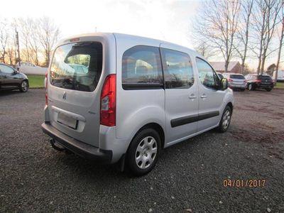 brugt Peugeot Partner 1,6 D Comfort Plus 1,6 HDi 90HK