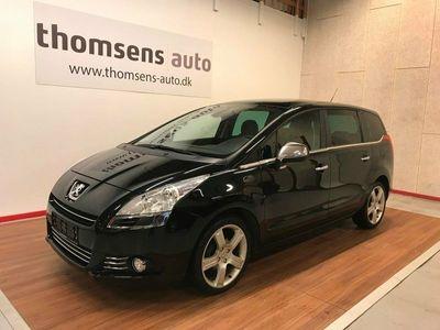 brugt Peugeot 5008 1,6 HDi 109 Premium