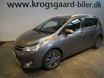 brugt Toyota Verso 7 pers. 18 VVT-I T2 Limited 147HK 6g