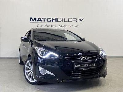 brugt Hyundai i40 1,7 CRDi Comfort Go ISG 115HK 6g