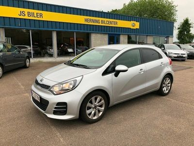 begagnad Kia Rio 1,2 CVVT Attraction