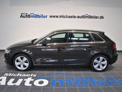 used Audi A3 Sportback 1,4 TFSi 122 Ambition