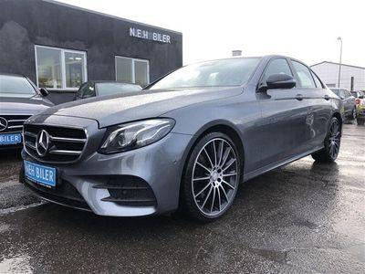 brugt Mercedes E220 0 D 9G-Tronic 194HK 9g Aut.