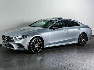 brugt Mercedes CLS450 3,0 AMG aut. 4-M