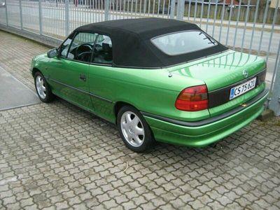 brugt Opel Astra Cabriolet 1,8 16 V
