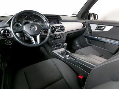 brugt Mercedes GLK200 2,2 CDi BE Van