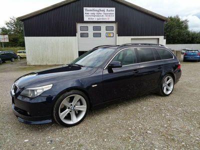 brugt BMW 550 i 4,8 Touring Steptr.