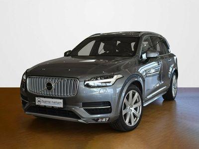 brugt Volvo XC90 2,0 D5 235 Inscription aut. AWD 7p
