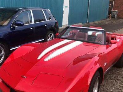brugt Chevrolet Corvette 5,7